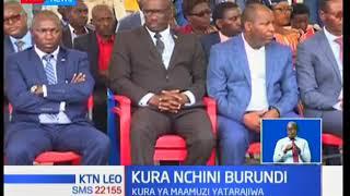 Kura ya maamuzi nchini Burundi