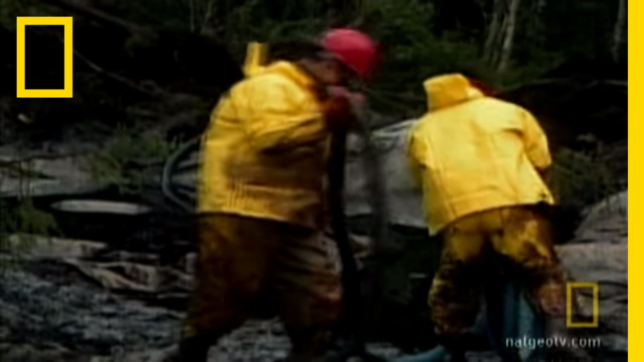 Crude Oil Blast   National Geographic thumbnail