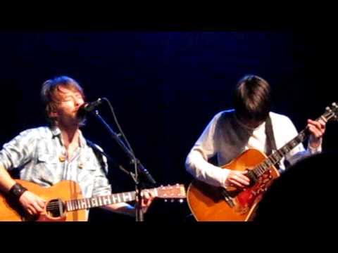 "Radiohead ""Faust Arp"" live at Henry Fonda (Haiti Relief)"