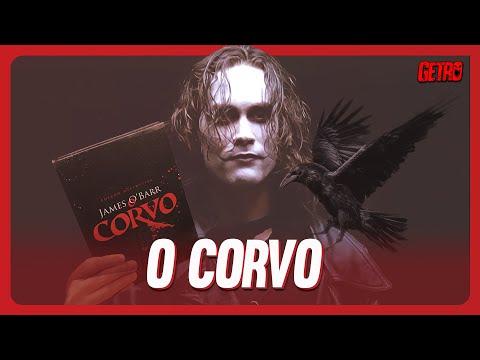 O CORVO: FILME & QUADRINHOS