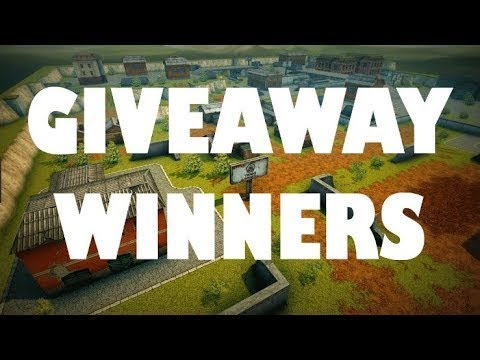 Tanki Online Giveaway winners By RS7
