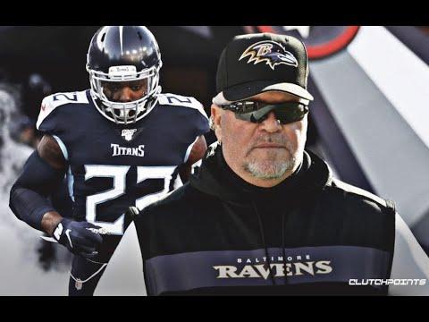WILDCARD WEEKEND: Ravens at Titans