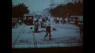RARE MOVIE OF OLD VIENNA - 1906 - ALT WIEN