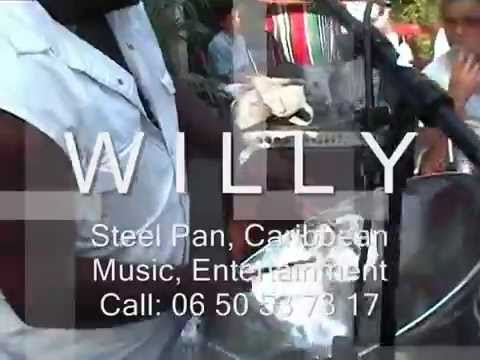 Willy Caribbean Solosteelband