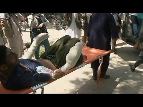 Αφγανιστάν: Δεκάδες νεκροί και τραυματίες- Σύγκρουση λεωφορείων με βυτιοφόρο