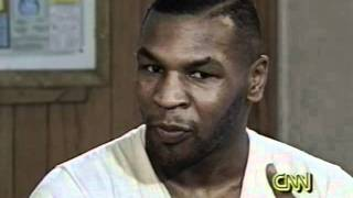 Larry King Interview w/ Mike Tyson in prison rare Part 2