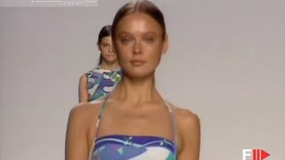 EMILIO PUCCI Full Show Spring Summer 2006 Milan By Fashion Channel