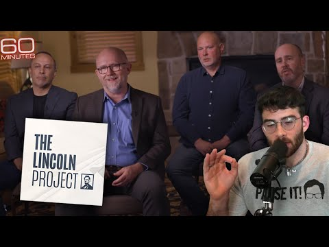 The Lincoln Project are GRIFTERS