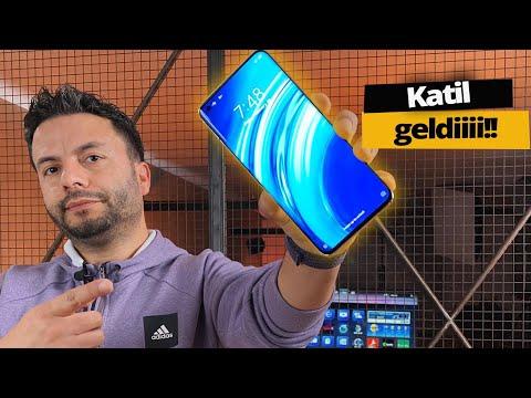 Xiaomi Mi 10 Pro 5G kutusundan çıkıyor! TÜRKİYE'DE İLK!