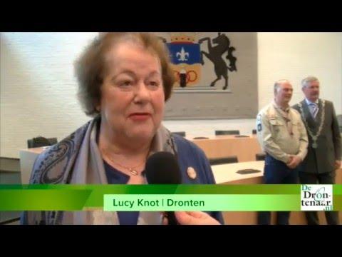 Lucy Knot: ,,Flevoland ligt op de bodem van mijn hart'' | Video