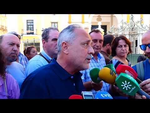 Queipo: Andalucía Republicana denuncia a Macarena, arzobispado y Junta