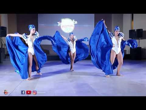 BAILANDO CASINO - YEMAYA Show @ TimbaTumba winter Festival 2019