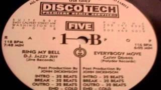 DJ Jazzy Jeff   Ring My Bell Discotech