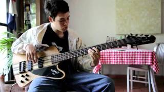Anti-Flag - A New Kind of Army Bass Cover by Ingratil
