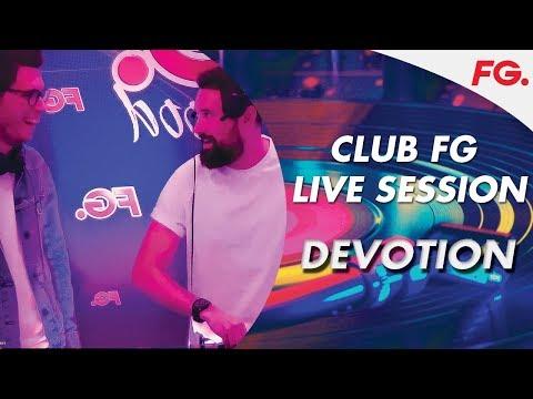 DEVOTION | CLUB FG | LIVE DJ MIX | RADIO FG