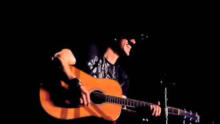 Aaron Pritchett Hold My Beer Acoustic Lumby 2010