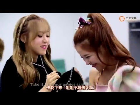 [RE-EDIT] Mamamoo Funny Clip #4- When Solar Gets Bullied