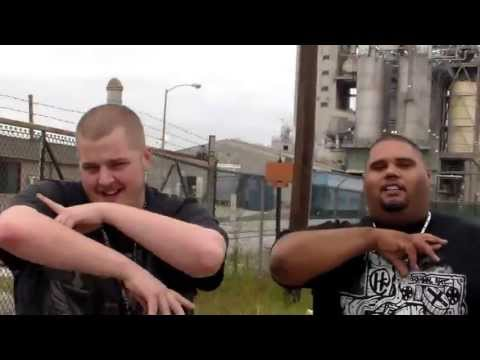 "South East Juggalos- ""P-town"" (Official video)"
