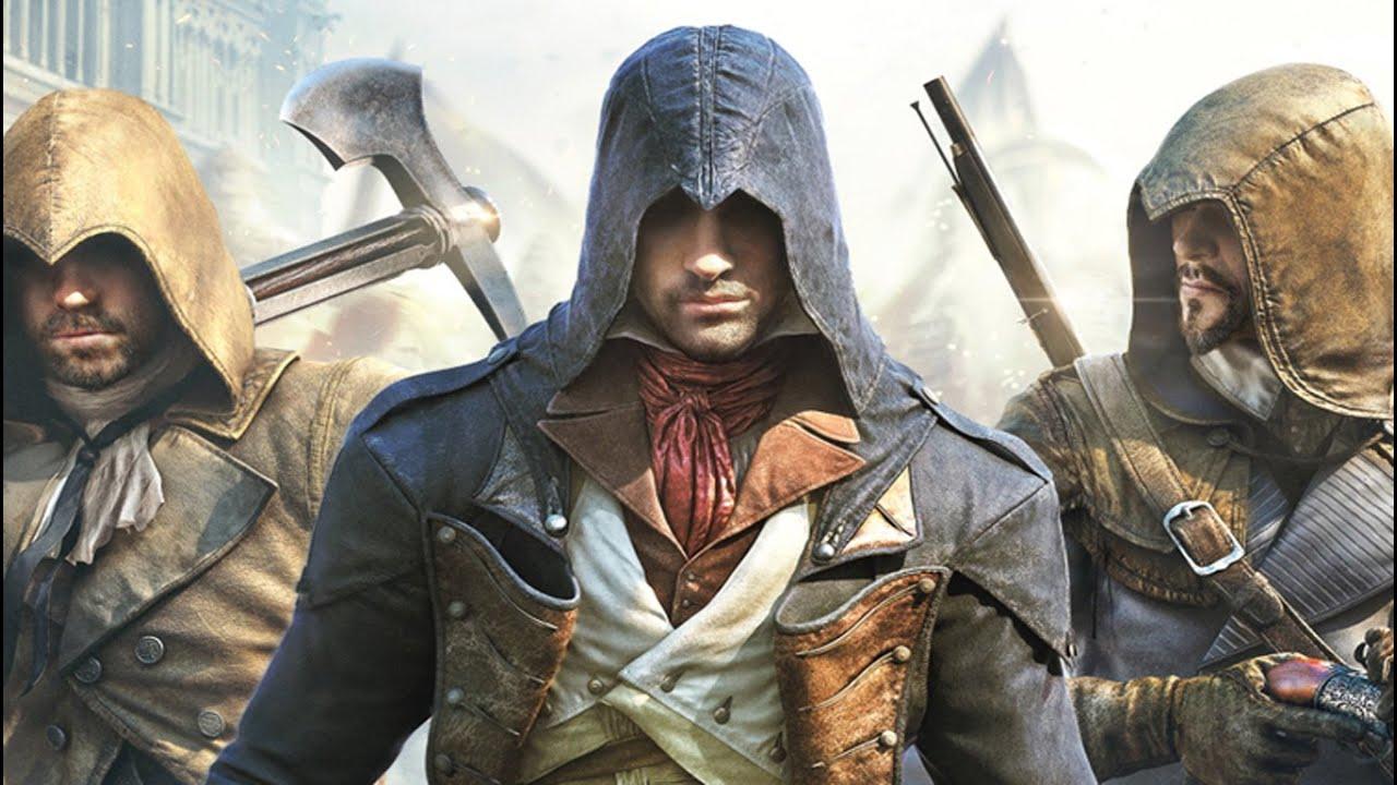 Assassins Creed Unity Pelicula Completa Español