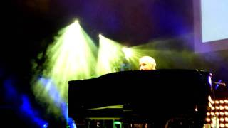 Annie Lennox Stand by Me Voice Storm Roundhouse London