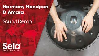 Handpan D Amara Steel