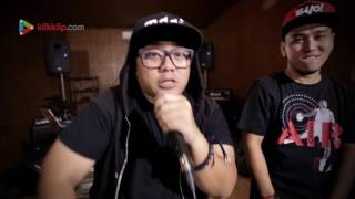 Studio Session - Saykoji feat. DJ Teezy, Della MC, & Guntur Simbolon