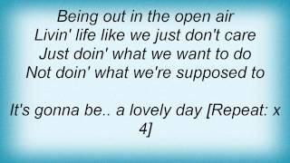 Donavon Frankenreiter - Lovely Day Lyrics