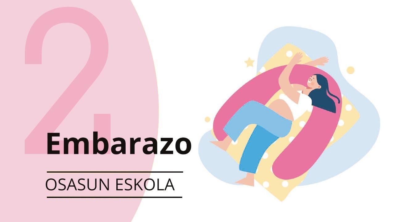 Vídeo sobre Ejercicios para prevenir y aliviar las principales molestias musculares                             durante el embarazo.