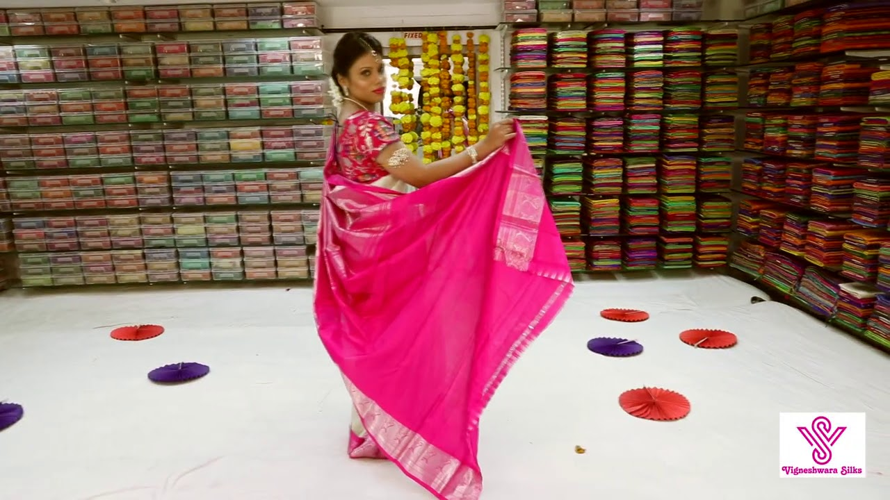 "<p style=""color: red"">Video : </p>Sankranti wishes     Vigneshwara Silks    2021-01-14"
