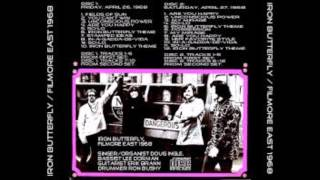 Iron Butterfly: Fillmore East 1968