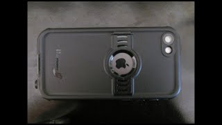 IPod 6 32GB Unboxing And Merit Case Waterproof Test!