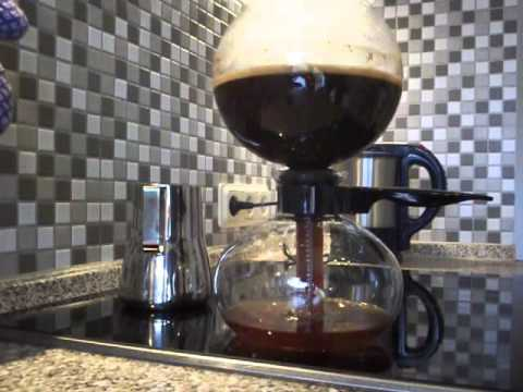 Bodum Santos Vakuum-Kaffeezubereiter