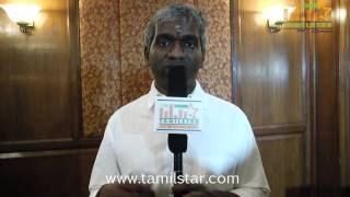 Karthik Raja Speaks at Raja vin Sangeetha Thirunaal Press Meet