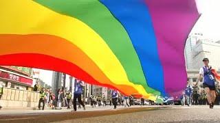 Egyenlő jogokat követeltek a szöuli Pride-on