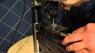 Drill stand upgrade and FEIN BOP 13-2 test