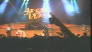 APRIL WINE - ROLLER - HD LIVE @ CEDAR RAPIDS,IA SEPT 24 1982