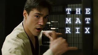 "(Video) ""Bruce Lee's Matrix [DeepFake]"""