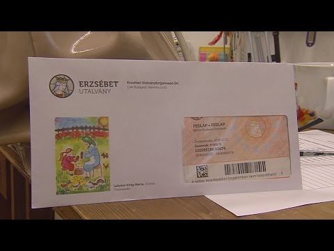 Húsvéti Erzsébet-utalványok kiosztása - video preview image