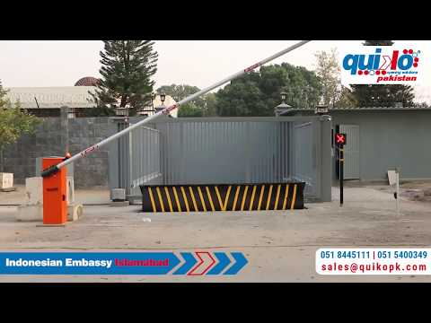 Indonesian Embassy Islamabad Security Upgrade Project - Quiko (Made In Italy)