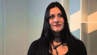 Nightwish  interview - Floor (part 1)