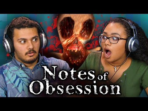 NOTES OF OBSESSION (Teens React: Gaming) - REACT - Video