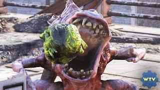 FEV + Velociraptor = Snallygaster - Snallygaster Revisited | Fallout 76