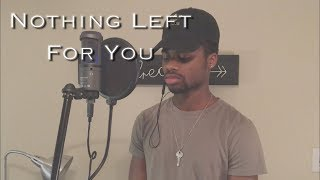 SAM SMITH - NOTHING LEFT FOR YOU (Cover by Darien Bernard)