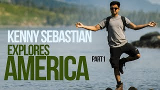 Kenny Sebastian Explores America : Why is a Comedian On A Horse