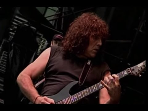 Riff video Lily Malone - Monster of Rock 1997