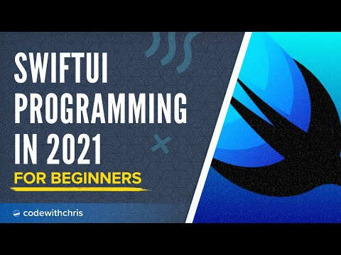 2021 SwiftUI Tutorial for Beginners (3.5 hour Masterclass)