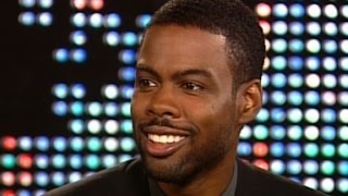 Chris Rock on CNN's Larry King Live (2001)