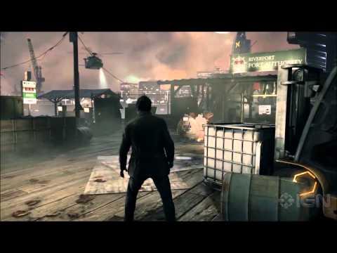 Gameplay de Quantum Break Steam Edition