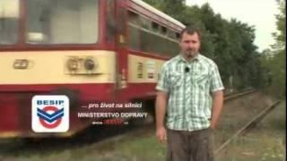 TV BoBr - Železniční přejezdy (video pro BESIP)