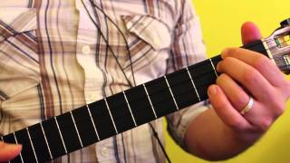Relative Chords with the Cuatro